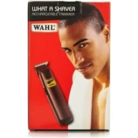 Wahl What a Shaver Rechargeable Trimmer 9947-801