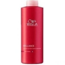 Wella Care Brilliance Conditioner Fine/Normal Hair
