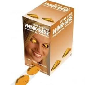 Winkease Disposable Eye Protection Ultra Gold